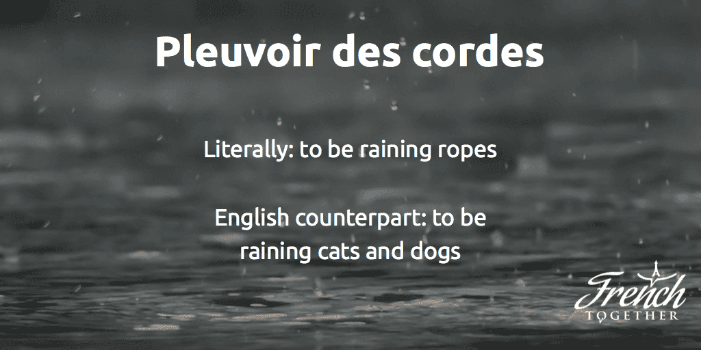 100 Strange Idioms That'll Help You Sound More French – With