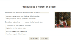 babbel pronounciation
