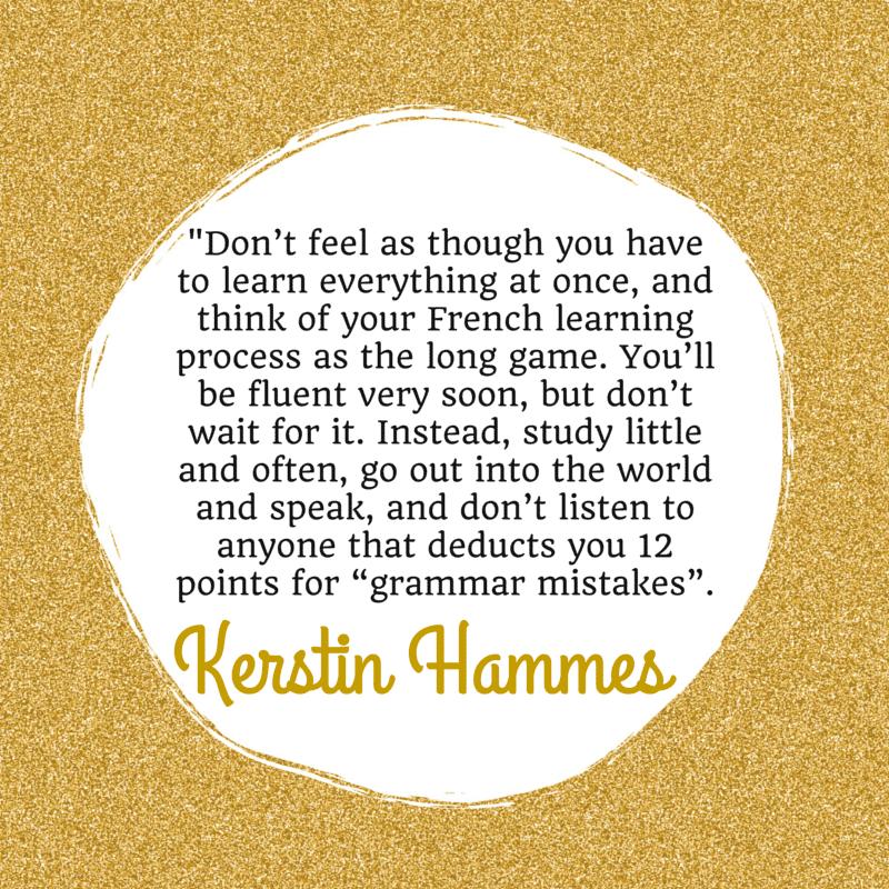 Kerstin Hammes French