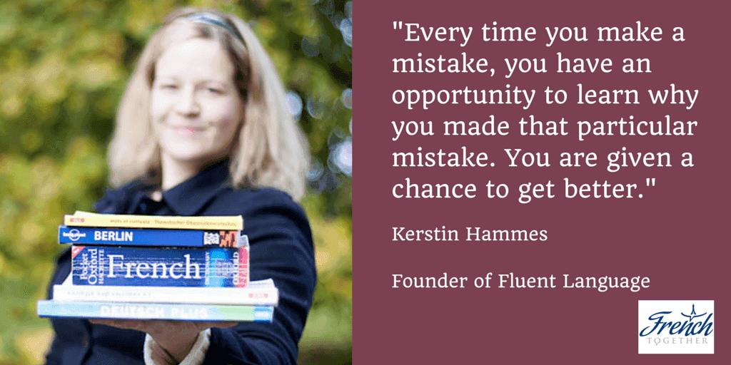 Kerstin Hammes interview