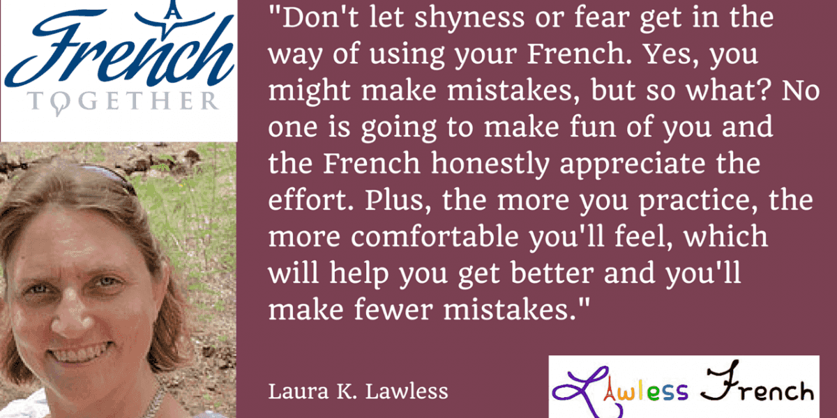 Interview: Laura K. Lawless – on Living in France and Teaching French