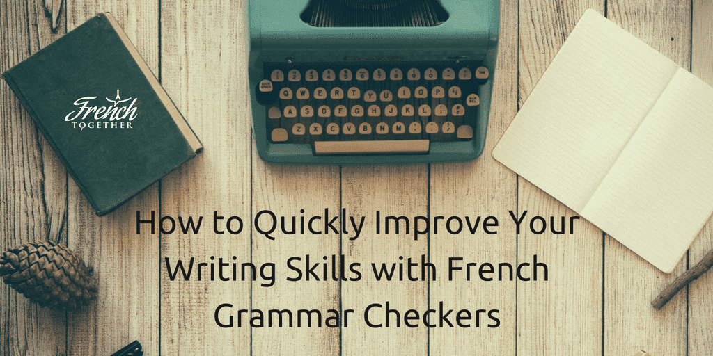 French grammar check