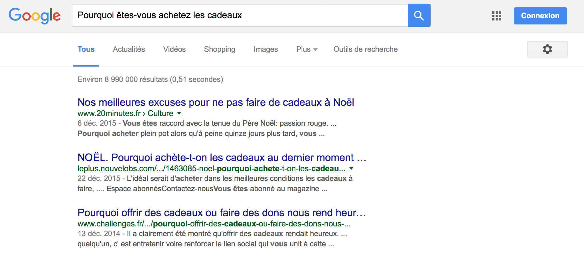 Google French grammar checker