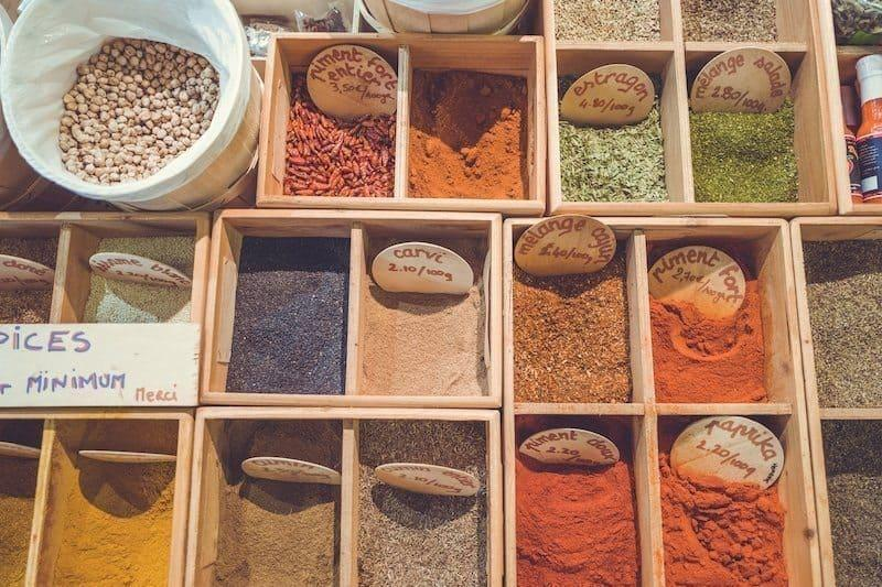 French spices