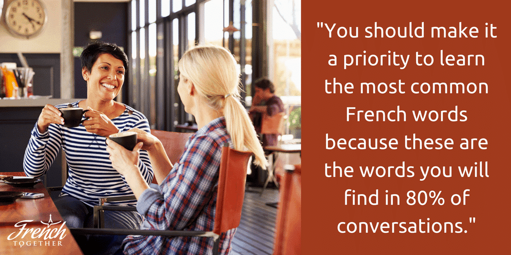 How Many Words Do You Need to Know to Speak French Fluently?