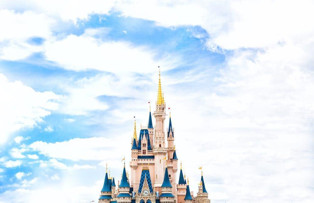 disney fairytale castle