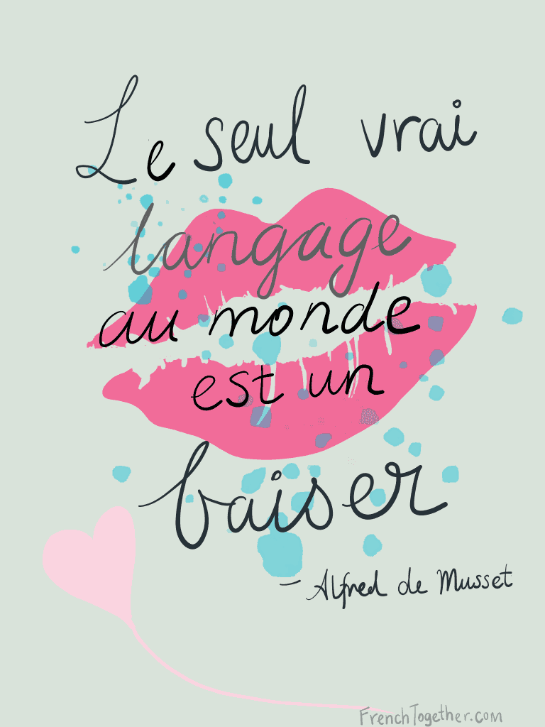 12 Beautiful French Love Quotes With Translation Frenchtogether