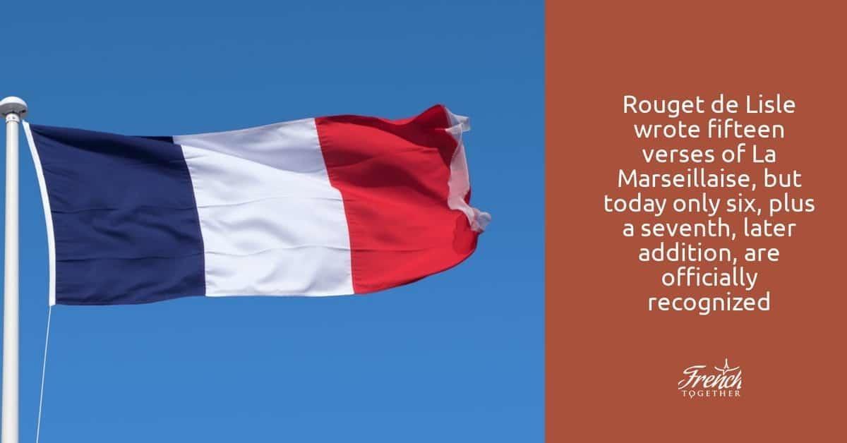 origin of la marseillaise
