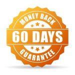 60 day moneyback guarantee